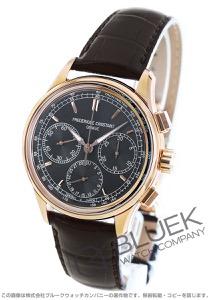 フレデリックコンスタント マニュファクチュール フライバック クロノグラフ アリゲーターレザー 腕時計 メンズ FREDERIQUE CONSTANT 760DG4H4