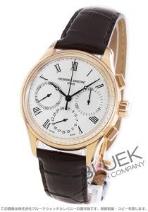フレデリックコンスタント マニュファクチュール フライバック クロノグラフ アリゲーターレザー 腕時計 メンズ FREDERIQUE CONSTANT 760MC4H4