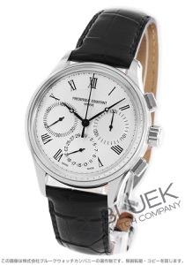 フレデリックコンスタント マニュファクチュール フライバック クロノグラフ アリゲーターレザー 腕時計 メンズ FREDERIQUE CONSTANT 760MC4H6