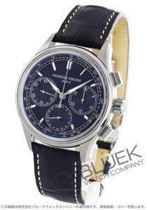 フレデリックコンスタント フライバッククロノグラフ マニュファチュール フライバック アリゲーターレザー 腕時計 メンズ FREDERIQUE CONSTANT 760N4H6