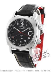 パネライフェラーリ グランツーリズモ GMTアラーム アリゲーターレザー 腕時計 メンズ FER00017
