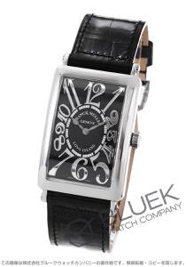 フランクミュラー ロングアイランド レリーフ クロコレザー 腕時計 メンズ FRANCK MULLER 1000 SC REL