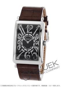 フランクミュラー ロングアイランド レリーフ クロコレザー 腕時計 メンズ FRANCK MULLER 1002 QZ REL