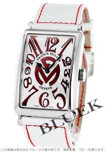 フランクミュラー ロングアイランド クロコレザー 腕時計 メンズ FRANCK MULLER 1200 SC REL FM