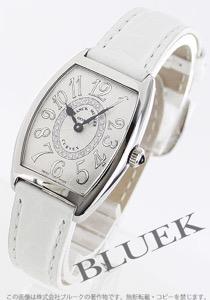 フランクミュラー トノーカーベックス レリーフ ダイヤ クロコレザー 腕時計 レディース FRANCK MULLER 1752 QZ REL CD 1R
