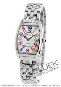 フランクミュラー トノーカーベックス カラードリームズ 腕時計 レディース FRANCK MULLER 1752 QZ COL DRM