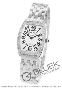 フランクミュラー トノーカーベックス ダイヤ 腕時計 レディース FRANCK MULLER 1752 QZ DP