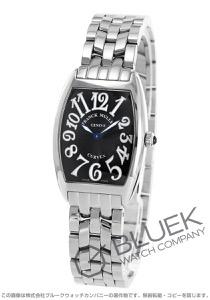 フランクミュラー トノーカーベックス 腕時計 レディース FRANCK MULLER 1752 QZ[FM1752QZSSBK]