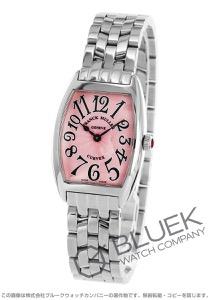 フランクミュラー トノーカーベックス 腕時計 レディース FRANCK MULLER 1752 QZ