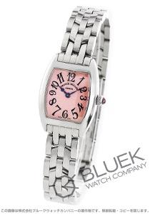 フランクミュラー トノーカーベックス プティ 腕時計 レディース FRANCK MULLER 2502 QZ