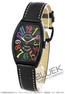 フランクミュラー トノーカーベックス カラードリームズ 腕時計 ユニセックス FRANCK MULLER 5850 SC COL DRM NR