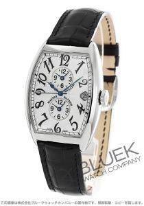 フランクミュラー トノーカーベックス マスターバンカー クロコレザー 腕時計 メンズ FRANCK MULLER 6850 MB