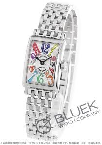 フランクミュラー ロングアイランド プティ カラードリーム 腕時計 レディース FRANCK MULLER 802 QZ COL DRM[FM802QZCDSSSL]