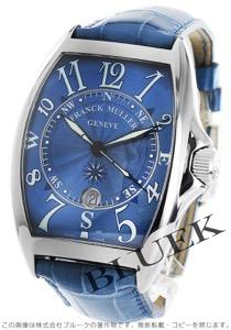 フランクミュラー トノーカーベックス マリナー クロコレザー 腕時計 メンズ FRANCK MULLER 8080 SC DT MAR