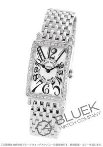 フランクミュラー ロングアイランド ダイヤ 腕時計 レディース FRANCK MULLER 902 QZ D 1R
