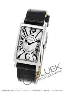 フランクミュラー ロングアイランド クロコレザー 腕時計 レディース FRANCK MULLER 902 QZ MOP[FM902QZSSMOPENBK]