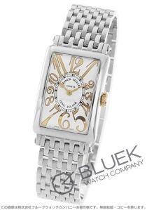 フランクミュラー ロングアイランド レリーフ 腕時計 レディース FRANCK MULLER 902 QZ REL ST G[FM902QZSSPGSLR]