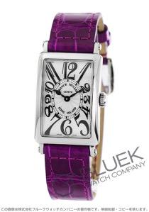 フランクミュラー ロングアイランド クロコレザー 腕時計 レディース FRANCK MULLER 902 QZ[FM902QZSSSLENPU1]