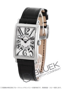 フランクミュラー ロングアイランド クロコレザー 腕時計 レディース FRANCK MULLER 902 QZ[FM902QZSSSLLZBK]