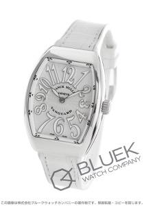 フランクミュラー ヴァンガード レディ クロコレザー 腕時計 レディース FRANCK MULLER V 32 QZ
