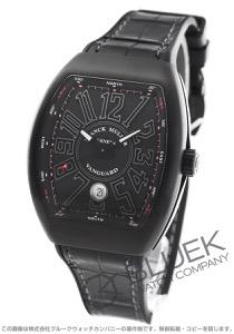 フランクミュラー ヴァンガード クロコレザー 腕時計 メンズ FRANCK MULLER V41 SC DT TT NR BR TT