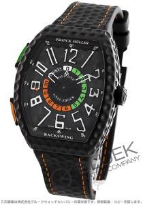フランクミュラー ヴァンガード バックスイング 腕時計 メンズ FRANCK MULLER V45 C GOLF TT NR BR NR