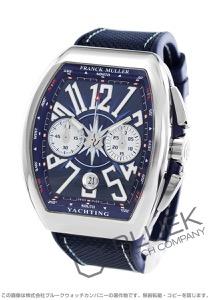 フランクミュラー ヴァンガード ヨッティング クロノグラフ 腕時計 メンズ FRANCK MULLER V 45 CC DT YACHTING