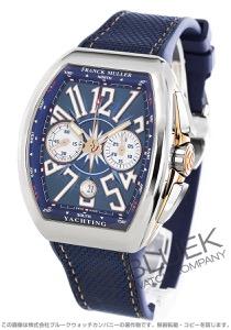 フランクミュラー ヴァンガード ヨッティング クロノグラフ 腕時計 メンズ FRANCK MULLER V45 CC DT AC 5N YACHTING STG