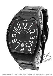 フランクミュラー ヴァンガード ブラックコブラ 腕時計 メンズ FRANCK MULLER V45 SC DT AC NR NR BLACK COBRA