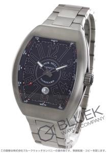 フランクミュラー ヴァンガード 腕時計 メンズ FRANCK MULLER V 45 SC DT TT BR NR