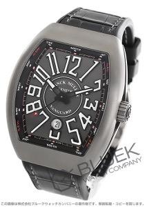 フランクミュラー ヴァンガード クロコレザー 腕時計 メンズ FRANCK MULLER V45 SC DT TT BR NR