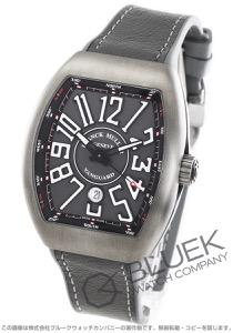 フランクミュラー ヴァンガード 腕時計 メンズ FRANCK MULLER V 45 SC DT TT BR NR[FMV45SCBRTIBKGYLZGY]