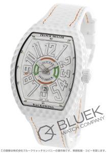 フランクミュラー ヴァンガード バックスイング 腕時計 メンズ FRANCK MULLER V45 SC DT GOLF TT BC BC