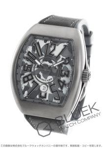 フランクミュラー ヴァンガード カモフラージュ 腕時計 メンズ FRANCK MULLER V45 SC DT
