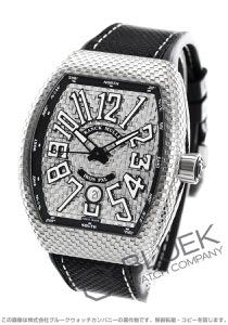 フランクミュラー ヴァンガード アイアンピクセル 腕時計 メンズ FRANCK MULLER V 45 SC DT[FMV45SCIPSSSLRUBK]