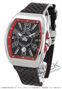 フランクミュラー ヴァンガード レーシング リミテッドエディション 世界限定28本 腕時計 メンズ FRANCK MULLER V45 SC DT LTD