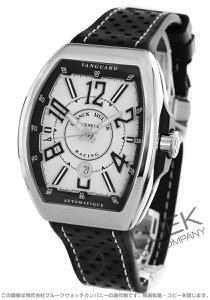 フランクミュラー ヴァンガード レーシング 腕時計 メンズ FRANCK MULLER V45 SC DT RCG AC NR[FMV45SCRCGSSWHLZBK]