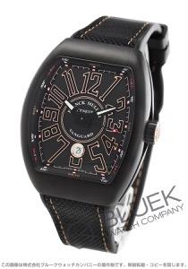 フランクミュラー ヴァンガード 腕時計 メンズ FRANCK MULLER V 45 SC DT TT NR BR 5N[FMV45SCTINRPGBKHYBK]