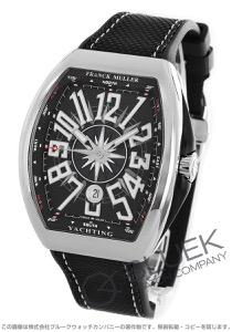 フランクミュラー ヴァンガード ヨッティング 腕時計 メンズ FRANCK MULLER V45 SC DT AC NR YACHTING