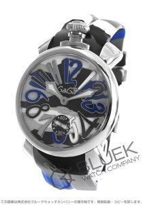 ガガミラノ マヌアーレ カモフラージュ48MM 腕時計 メンズ GaGa MILANO 5010.15S