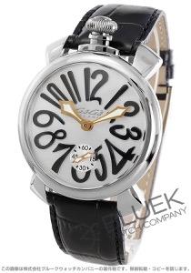 ガガミラノ マヌアーレ48MM 腕時計 メンズ GaGa MILANO 5010.07S
