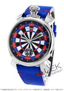 ガガミラノ マヌアーレ48MM ラスベガス 世界限定300本 腕時計 メンズ GaGa MILANO 5010.LAS VEGAS.03