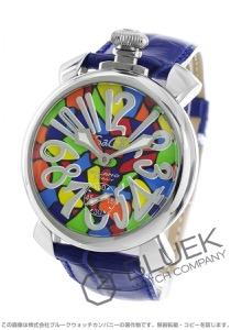 ガガミラノ マヌアーレ48MM モザイク 腕時計 メンズ GaGa MILANO 5010.MOSAICO1S