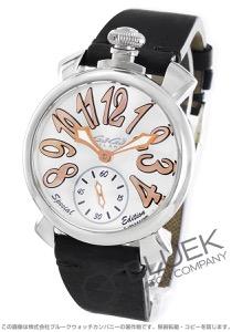 ガガミラノ マヌアーレ48MM スペシャルエディション 腕時計 メンズ GaGa MILANO 5010.SP.01