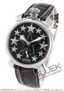 ガガミラノ マヌアーレ48MM スター 腕時計 メンズ GaGa MILANO 5010.STARS.01