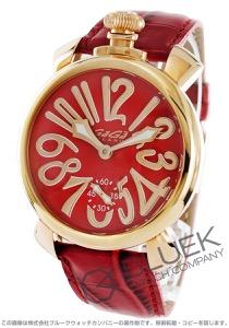 ガガミラノ マヌアーレ48MM 腕時計 メンズ GaGa MILANO 5011.13S