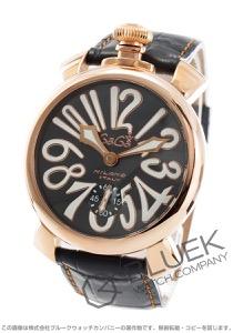 ガガミラノ マヌアーレ48MM 腕時計 メンズ GaGa MILANO 5011.07S