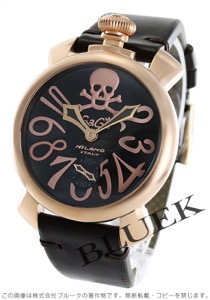 ガガミラノ マヌアーレ アートコレクション48MM 腕時計 メンズ GaGa MILANO 5011ART.01S