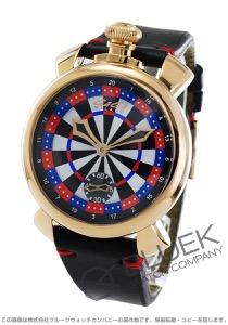 ガガミラノ マヌアーレ48MM ラスベガス 世界限定300本 腕時計 メンズ GaGa MILANO 5011.LAS VEGAS.03