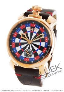 ガガミラノ マヌアーレ48MM ラスベガス 世界限定300本 腕時計 メンズ GaGa MILANO 5011.LASVEGAS.03